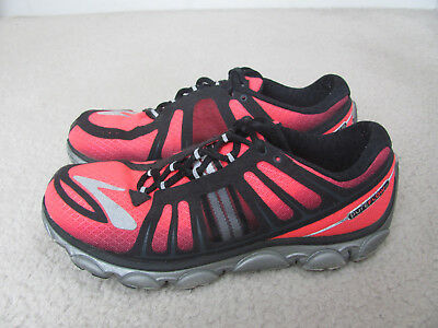 e7a7266ab8f BROOKS PUREFLOW 6 Running Shoes - Women s Size 10 B - Black  Repair ...