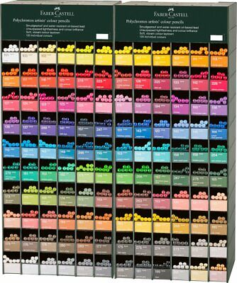 Faber-Castell Polychromos Colour Pencil Individual (with 1st 60 Colours)