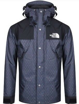 a218ebfff THE NORTH FACE 1990 Mountain Jacket M CMYK Engineered Jacquard  CMYKENGNRDJCQRD