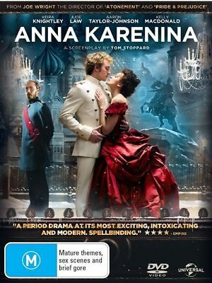 Anna Karenina DVD : NEW