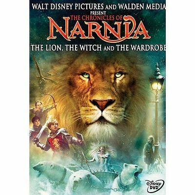 The Chronicles of Narnia: The Lion, The Witch, and the Wardrobe (DVD, 2006, Engl