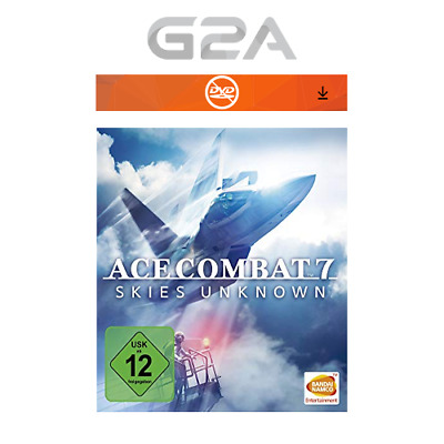 Ace Combat 7: Skies Unknown Key [PC Spiel] STEAM Download Code [DE] [EU] US NEW