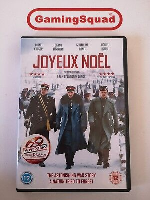Joyeux Noel DVD, Supplied by Gaming Squad