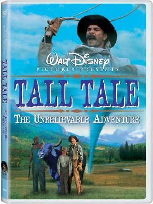 Tall Tale: The Unbelievable Adventure Patrick Swayze Kids & Family PG DVD NEW