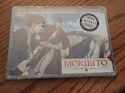 """Moribito Guardian of the Spirit"" Episodes 18-20; Animated/Fantasy/DVD/New"