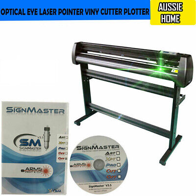 Vinyl Cutter Plotter Optical Eye Laser Pointer New Sign Cutting Pro 720mm