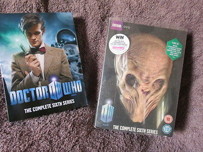 Doctor Who Season six 6 The Complete Sixth Series (6) LIMITED EDITION - No 05114