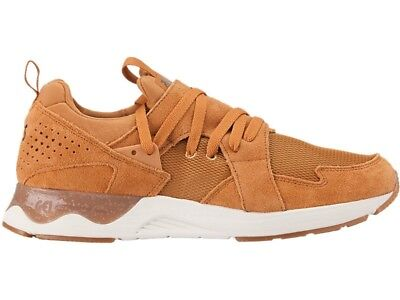 Mens Asics Tiger Gel Lyte V Sanze TR Meerkat Lace Up Leather Casual Trainers