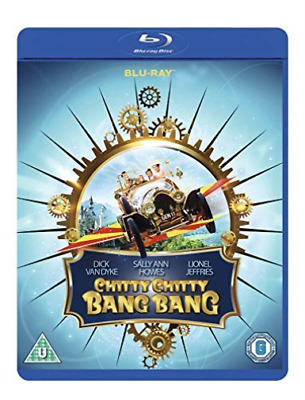 Chitty Chitty Bang Bang BLU-RAY NEUF