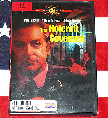 The Holcroft Covenant (DVD, 1985) Michael Caine, Anthony Andrews