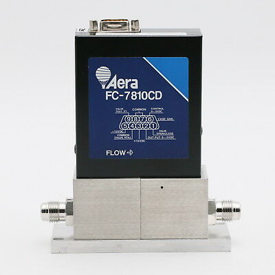 Aera FC-7810CD-4V Mass Flow Controller 5000 SCCM  0,5%PH3/H2