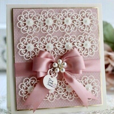 Cutting dies Flower Grass Die Cut for Scrapbooking and Paper Crafts Card Make