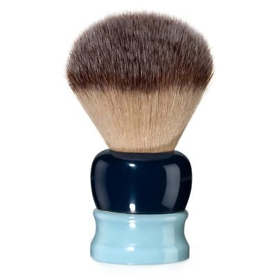 Blue Stout Shaving Brush by Fine Accoutrements (24mm Shave  Brush)