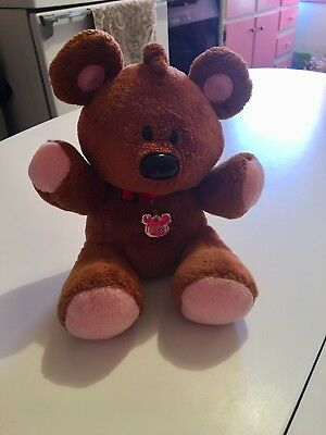 TY Beanie Babies Pooky The Teddy Bear Plush 2004 Retired NO TAG
