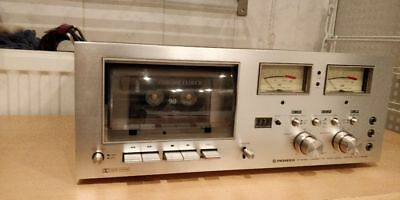 Pioneer CT-F8080 Stereo Tape Cassette Recorder (1976-78)