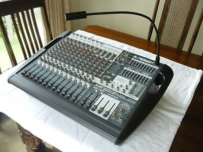 Peavey XR2012 Powered 20 Channel Mixer Mixing Console