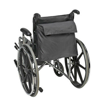 Waterproof Wheelchair Storage Back Pack Shopping Bag With Carry Handle 48x35.5cm