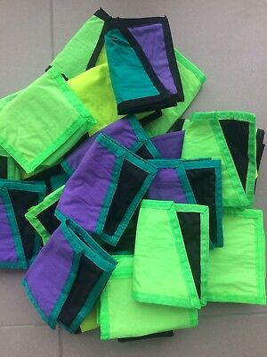 Bulk Job Lot Wholesale 48 Wallets  PTA Kids Party Bag Fillers Toy