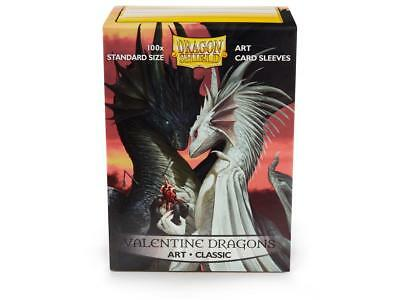 new AT-10717 Dragon Shield Ivory Classic 60ct Standard Sized Sleeves