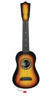 Guitar Children's Wooden Acoustic Real For Kids - Musical Instrument