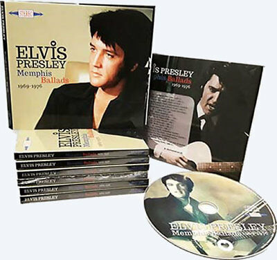 Elvis Presley - Memphis Ballads 1969-1976 CD - NEW & SEALED - New & Sealed