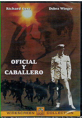Oficial y caballero (An Officer and a Gentleman) (DVD Nuevo)