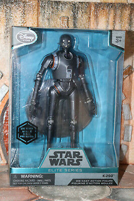 K-2SO Rogue One Star Wars Disney Elite Series Die Cast 2016