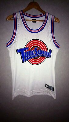 Maillot Michael Jordan Tunesquad Authentic Spacejam taille L