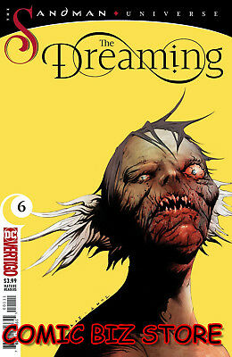 Dreaming #6 (2019) 1St Printing Bagged & Boarded Dc Universe
