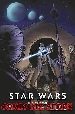 Star Wars #61 (2019) 1St Printing Pichelli Greatest Moments Variant Cover Marvel