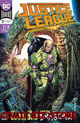 Justice League #17 (2019) 1St Printing Jim Cheung Main Cover Dc Universe