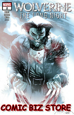 Wolverine Long Night Adaptation #2 (Of 5) (2019) 1St Printing Main Cover Marvel