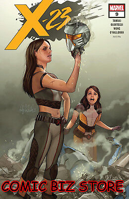 X-23 #9 (2019) 1St Print Ashley Witter Main Cover Bagged & Boarded Marvel Comics