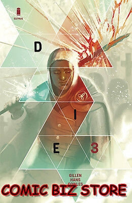 Die #3 (2019) 1St Printing Hans Cover A Bagged & Boarded Image Comics