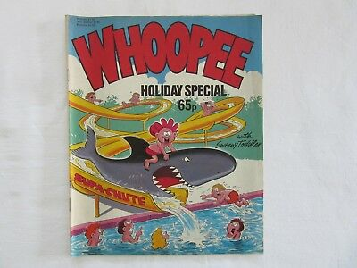 Whoopee Holiday Special Comic