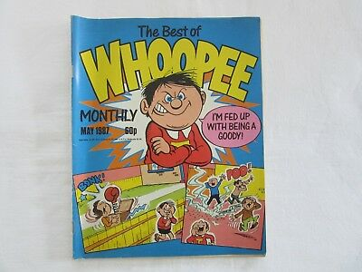 The Best Of Whoopee Monthly May 1987