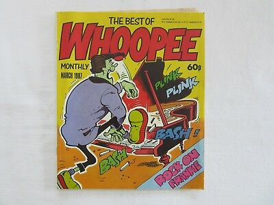 The Best Of Whoopee Monthly March 1987