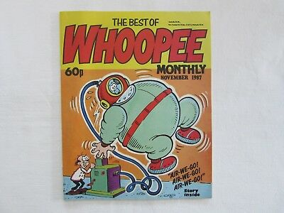 The Best Of Whoopee Monthly November 1987