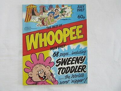 The Best Of Whoopee Monthly July 1987