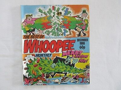 The Best Of Whoopee Monthly December 1986