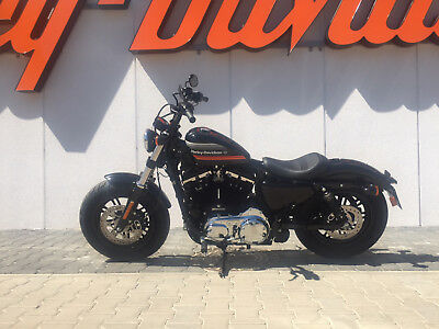 Harley-Davidson XL1200XS Forty-Eight Special 2018