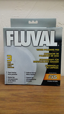 Hagen Fluval Water Polishing Pad FX5 3PK