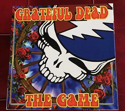 """Grateful Dead """"The Game"""" - Complete 2+ Player Board Game/ University Games"""