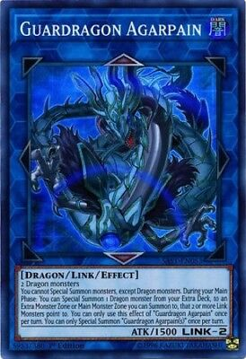 Guardragon Agarpain (SAST-EN053) - Super Rare - 1st Edition