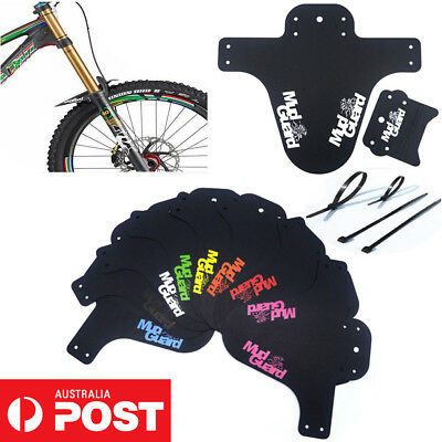 MTB Road Mountain Bike Bicycle Front Fender Mudguard Tire Tyre Mud Guard AU