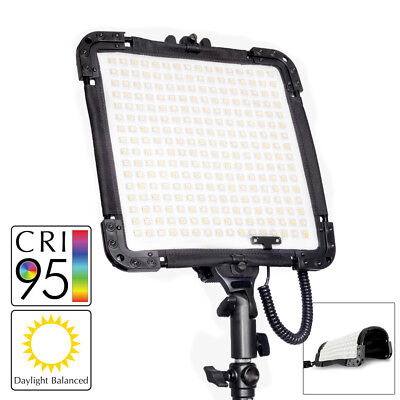 Flexible Light Panel Flexi LED Pad Dimmable Film CRI95 Slim Video Lighting
