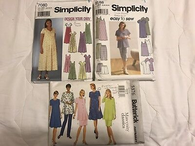 how to date simplicity patterns