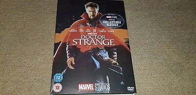 Doctor Strange ( With Limited Edition Slipsleeve ) New Sealed Dvd