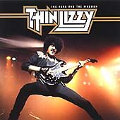 "Thin Lizzy - ""Hero & the Madman (2002)""- Rare 2002 Classic CD- Brand NEW"