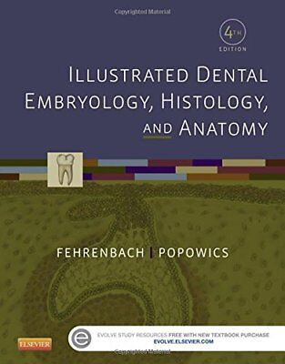 Illustrated Dental Embryology, Histology, and Anatomy, 4th edition EB00K [PDF]